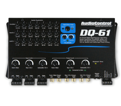AudioControl DQ-61