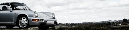 FOUR UK's exceptional Porsche 911, 964