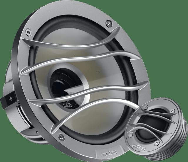 Audison Thesis 2-way component speaker set
