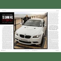 BMW M3 Audio Upgrade