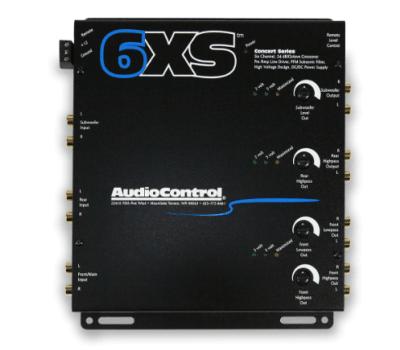 AudioControl 6XS