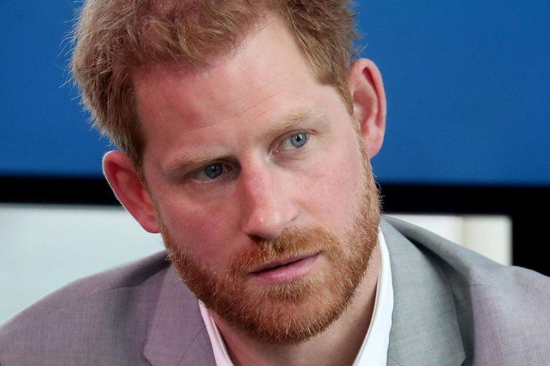Принц Гарри ответил на обвинения в растрате
