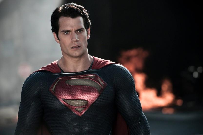 Зак Снайдер продемонстрировал необычный костюм Супермена