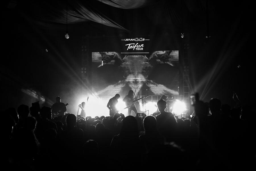 "Barasuara ""Taifun Tour 2016"""