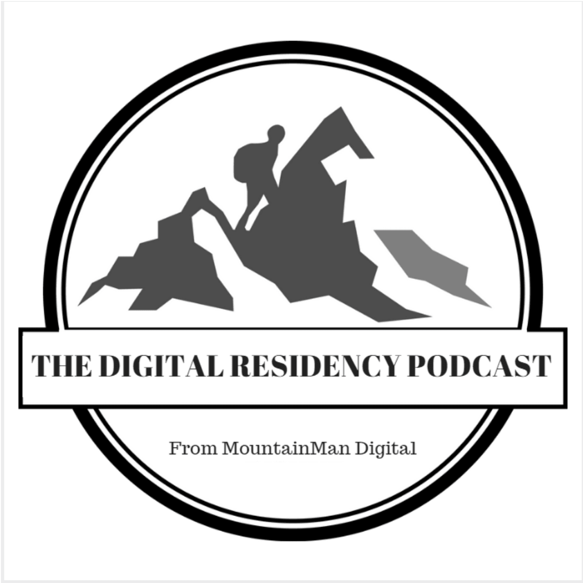 The Digital Residency Podcast: How To Get Started Marketing Your Practice Online TODAY