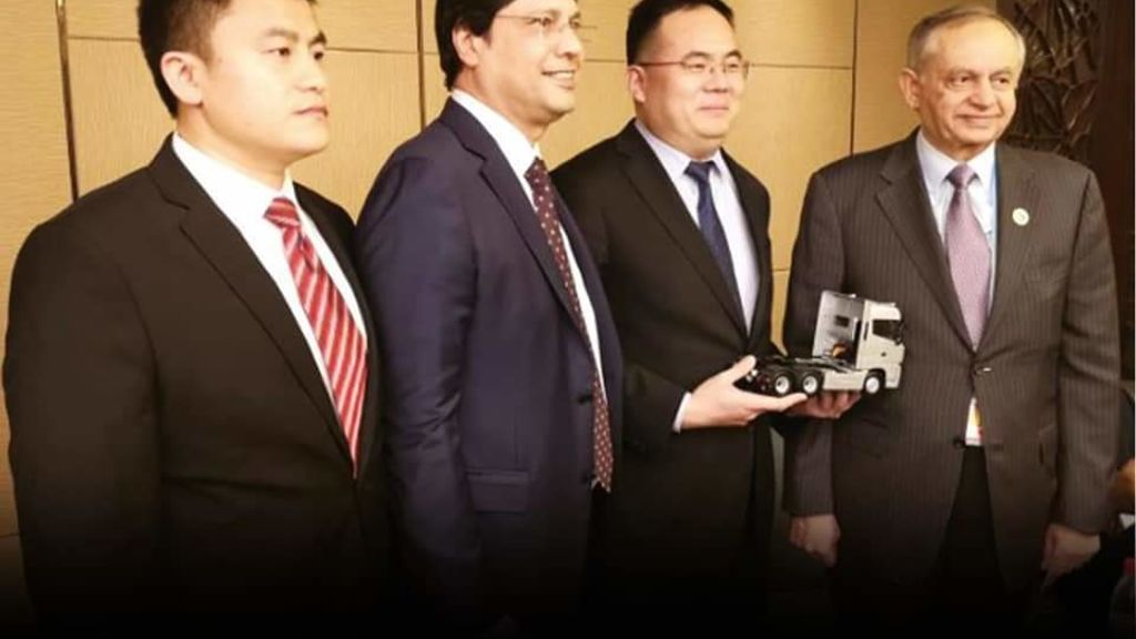 JV Signed Between Master Motor & FOTON to Manufacture Vehicles in Pakistan - Automark