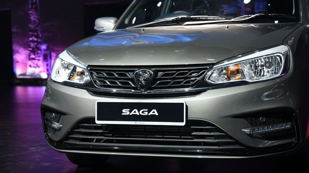 Proton Launches the SAGA 2019 in Malaysia - Automark