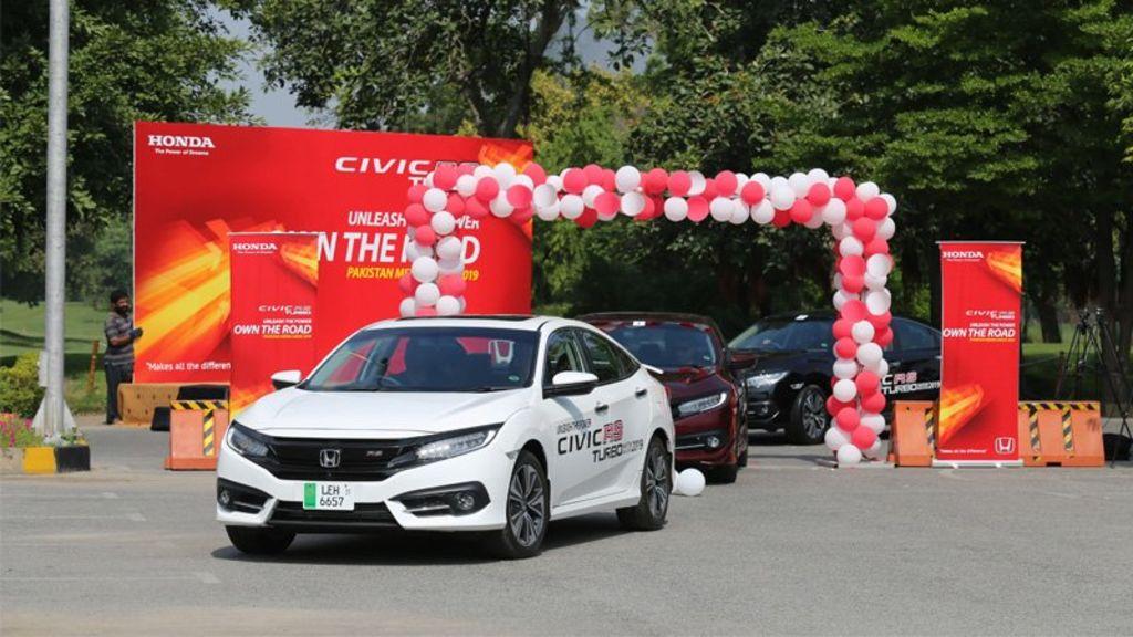 Honda Atlas resurrect Civic Turbo with much fanfare - Automark