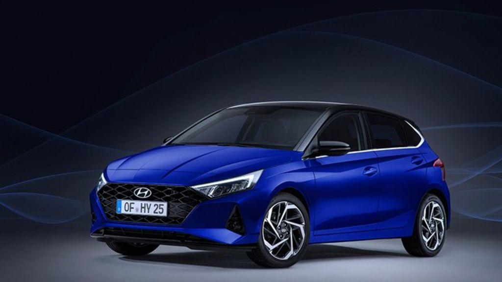 The All-New Hyundai i20; an Emotional Design Meets Advanced Technology - Automark