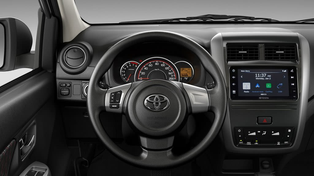 New Toyota Wigo launched in Philippines, starts at P568,000 - Automark