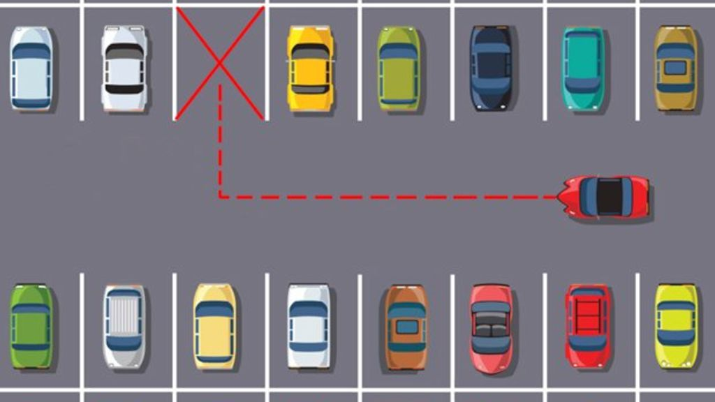 Cars That Look and Listen to Find Themselves a Parking Spot - Automark