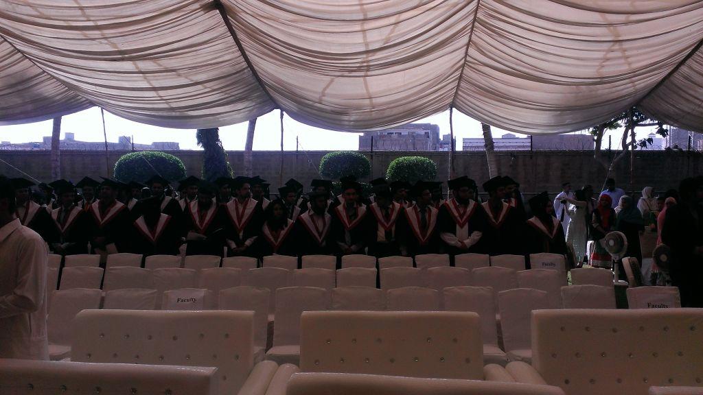 Fast NUCES Karachi's 38th Convocation  - Automark