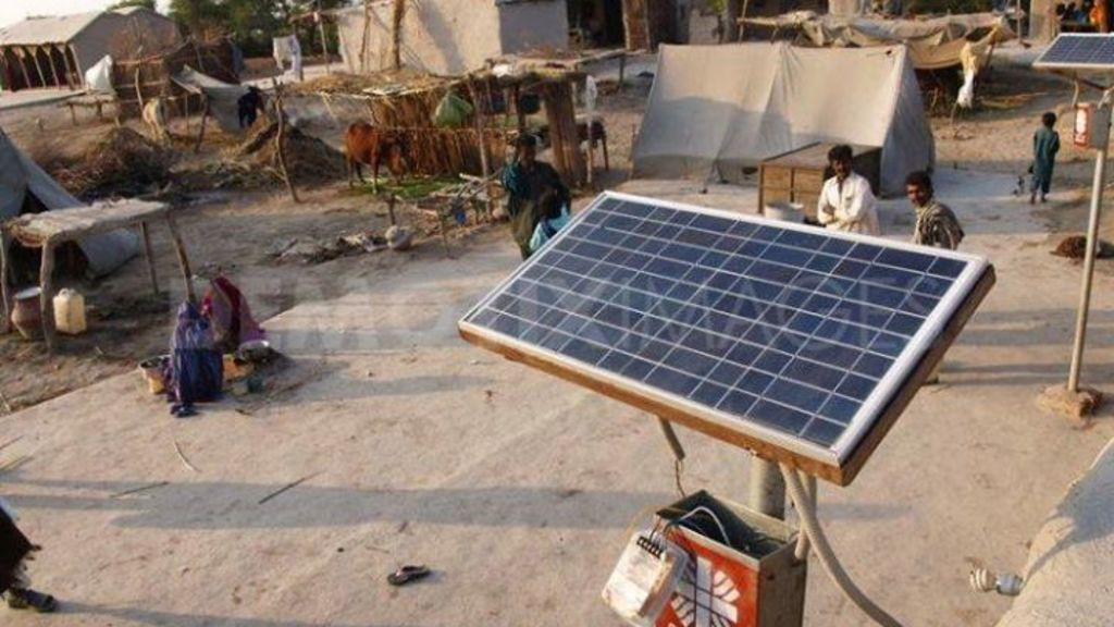 Pakistan exempts taxes on import of solar panels