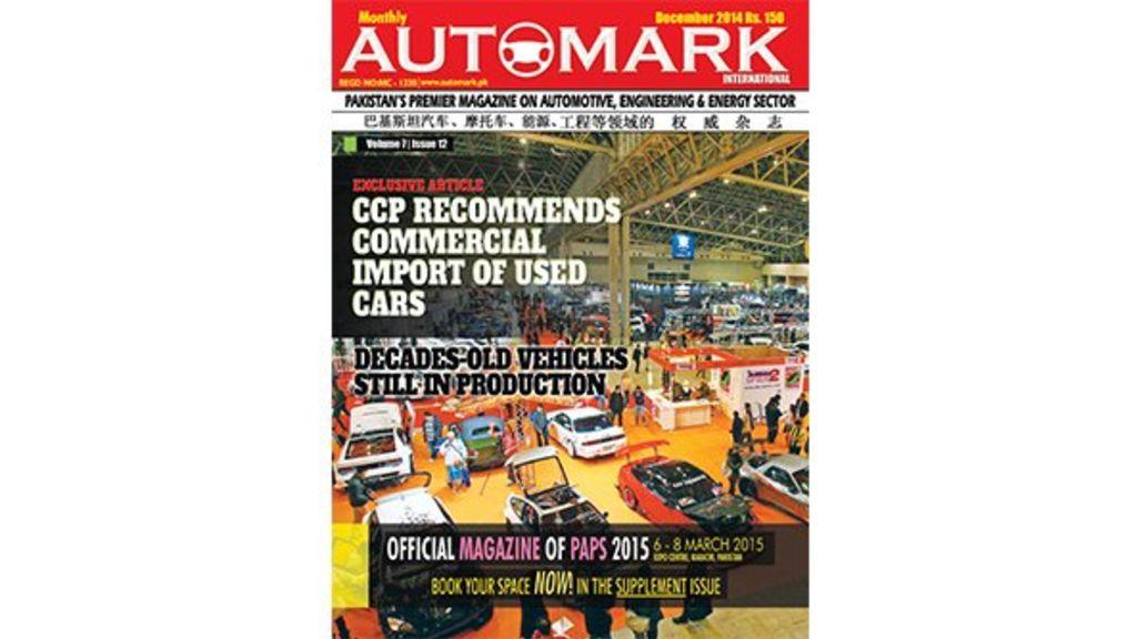Automark Magazine December 2014 - Automark