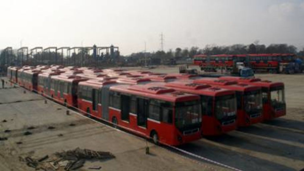 First batch of metro buses arrives - Automark