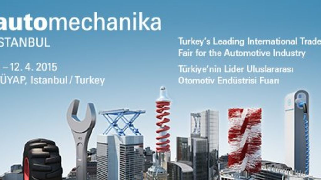 Automechanika, Istanbul 2015: Nine Pakistani companies to take part - Automark