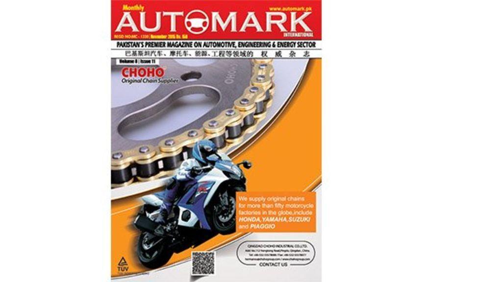 Automark Magazine November 2015 - Automark