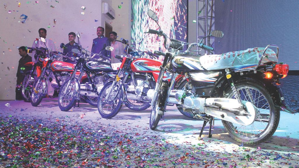 United Motorcycle – Becomes a Strong competitor for Karachi market - Automark