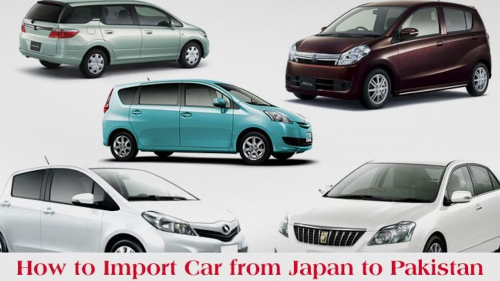 How to Import Car from Japan to Pakistan? - Automark