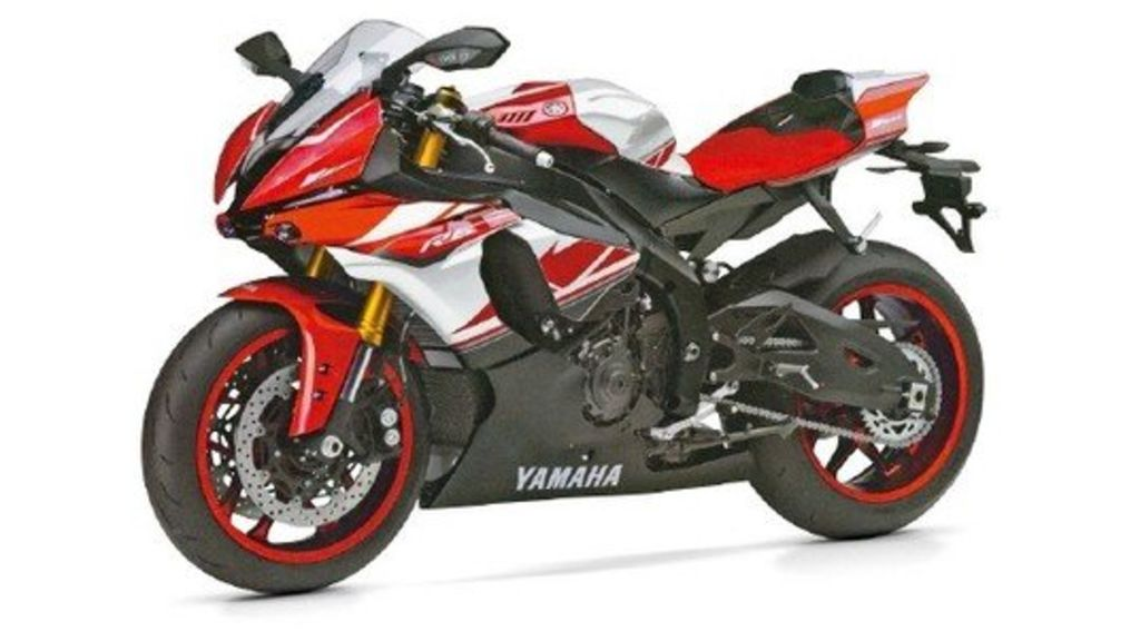 This is What the 2017 Yamaha YZF-R6 Will Look Like - Automark