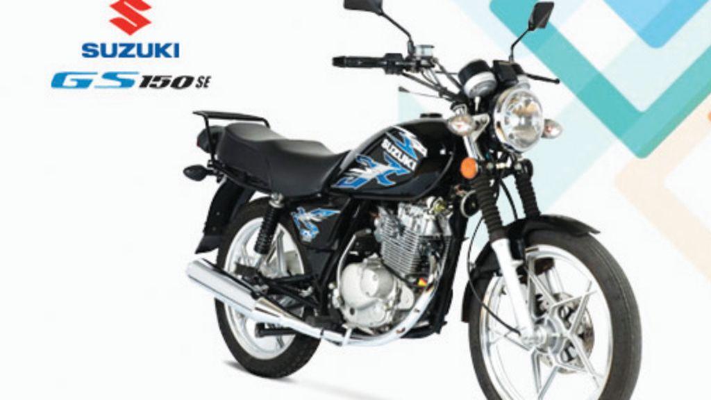 Reviewing the Suzuki GS150 SE - Automark