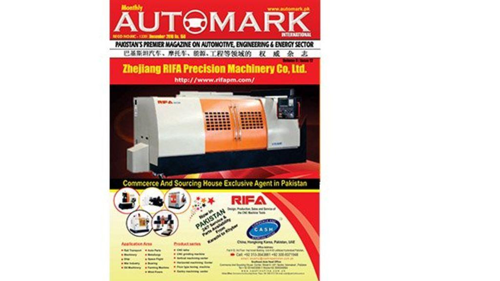 Automark Magazine December2016 - Automark