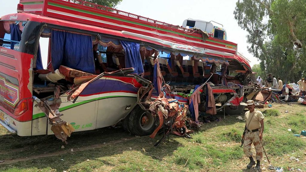 Fatal Road Accidents at an All-time High in Pakistan – Exploring the Flaws in the Transport Sector of Pakistan - Automark