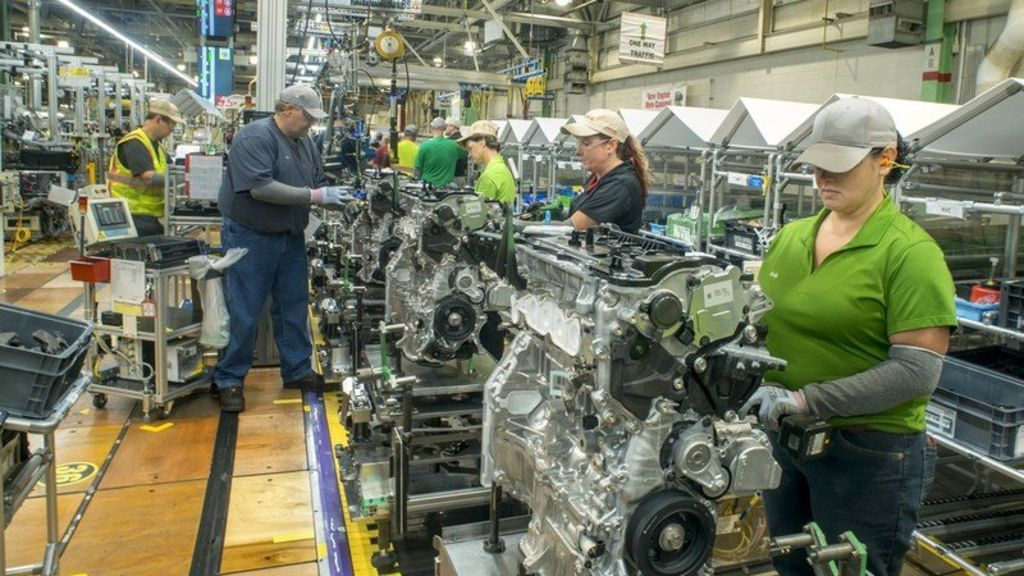 Toyota investing $374 million at 5 existing US factories - Automark