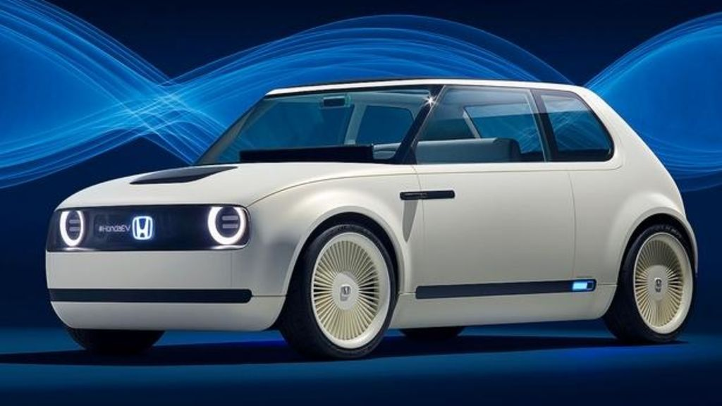 Honda will launch a small electric car in 2019 - Automark