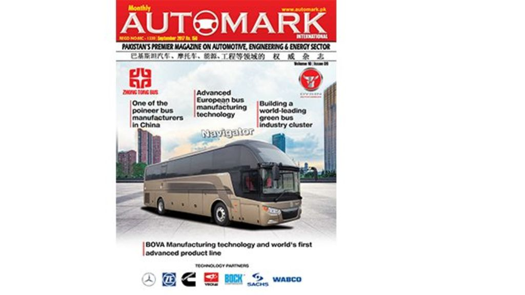 Automark Magazine September 2017 - Automark