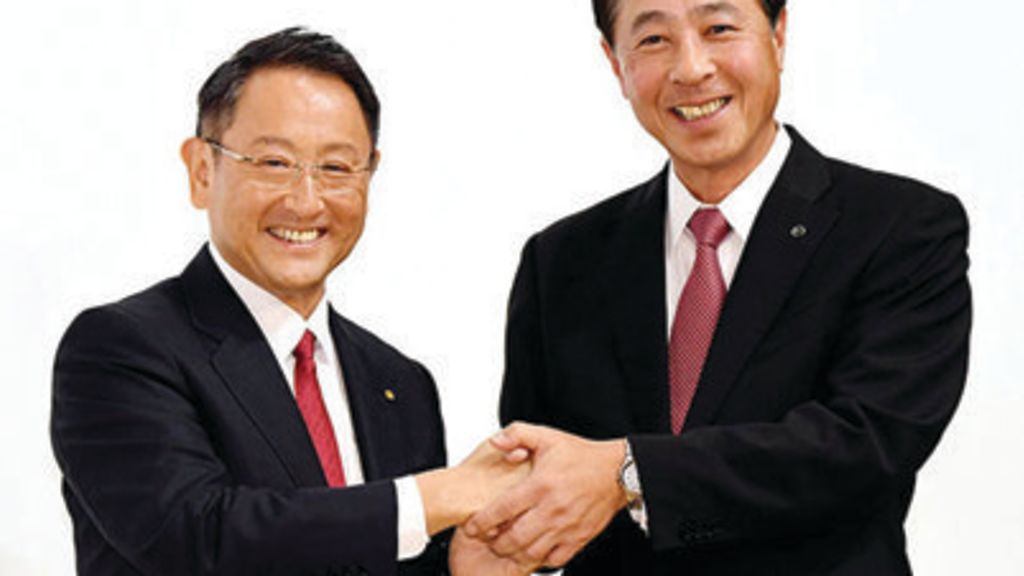 Toyota and Mazda to create new electric car company together - Automark