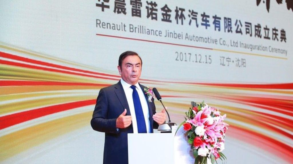 Renault and Brilliance ink JV to make LCVs in China under three brands - Automark