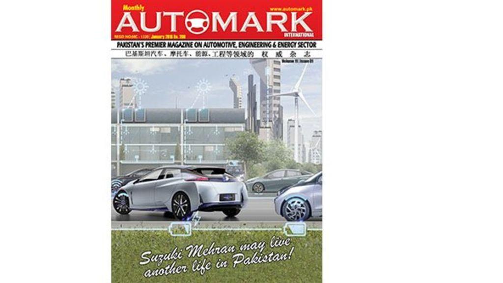 Automark Magazine January 2018 - Automark