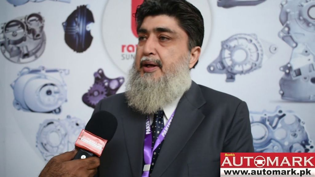 Brief interview with Syed Shoaib Bokhari of Ravi Autos Sunder Lahore - Automark