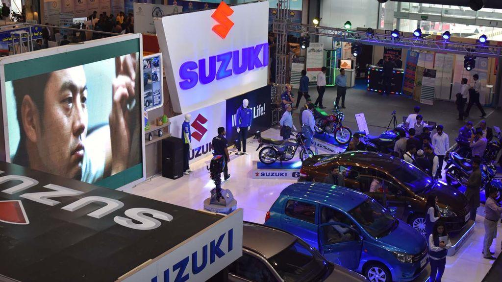 Pakistan Auto Show-2018 lacks presence of innovative products - Automark