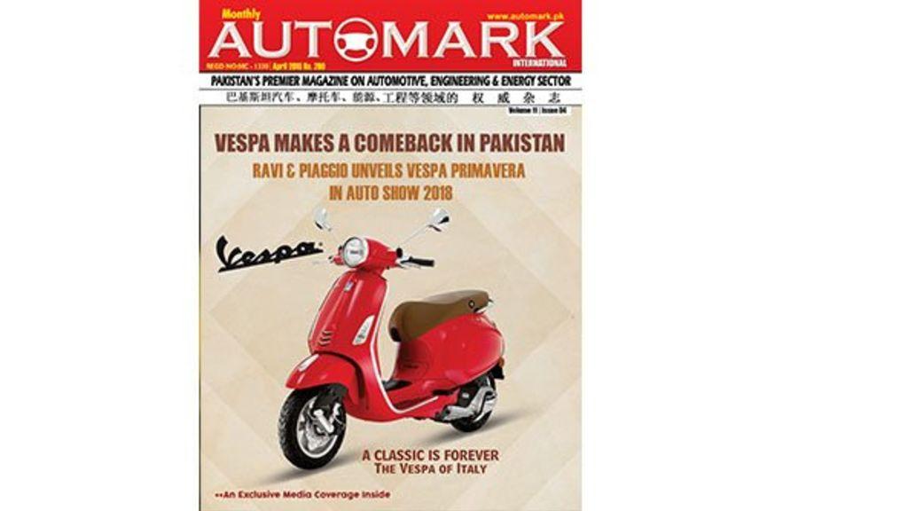 Automark Magazine April 2018 - Automark