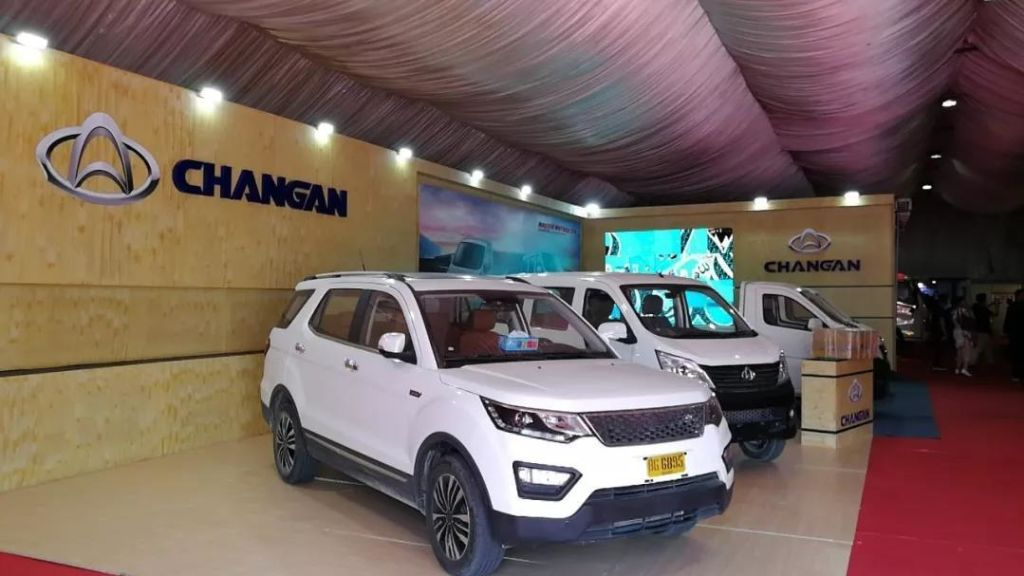 Chinese Changan Automobile is entering Pakistan - Automark
