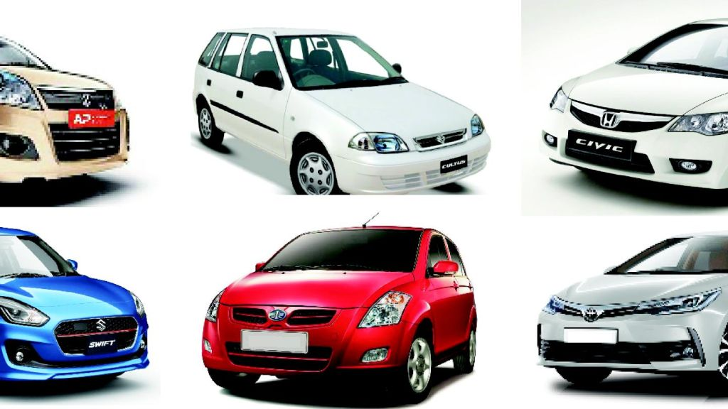 6 Best Used Cars Available in Pakistan under 10 Lacs - Automark