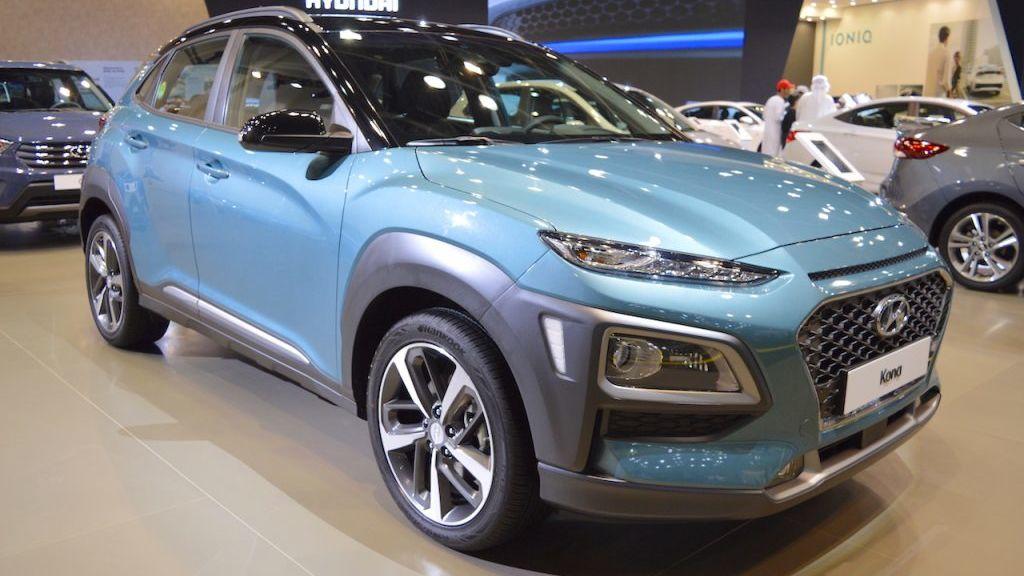 Hyundai Kona - Automark