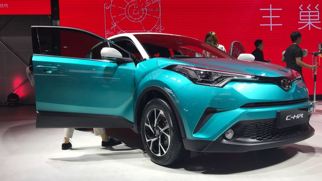 Toyota to build China plant for electrics - Automark