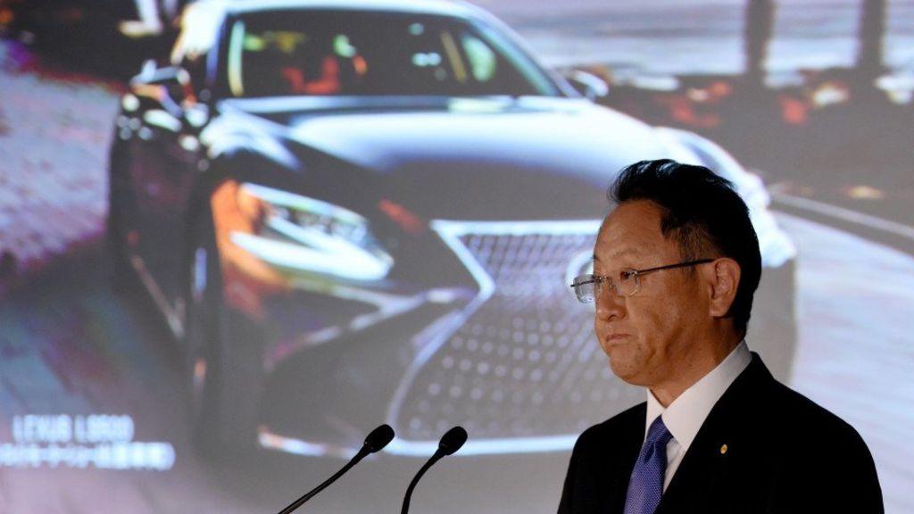 Toyota driving into a fierce economic storm - Automark