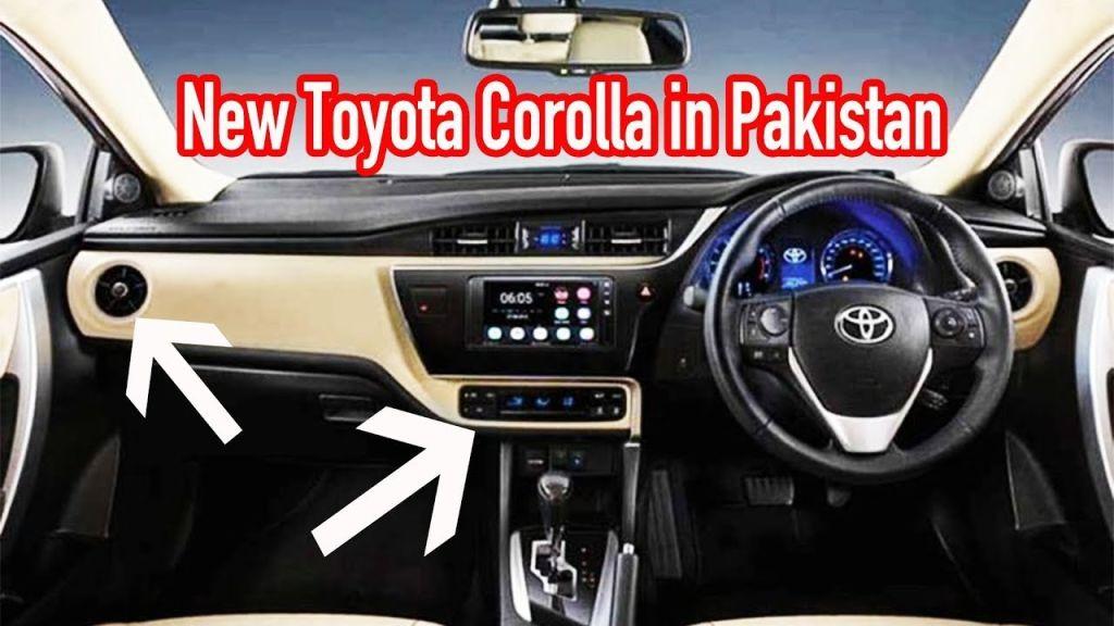 Indus Motors launches Toyota Corolla XLi Automatic variant in Pakistan - Automark