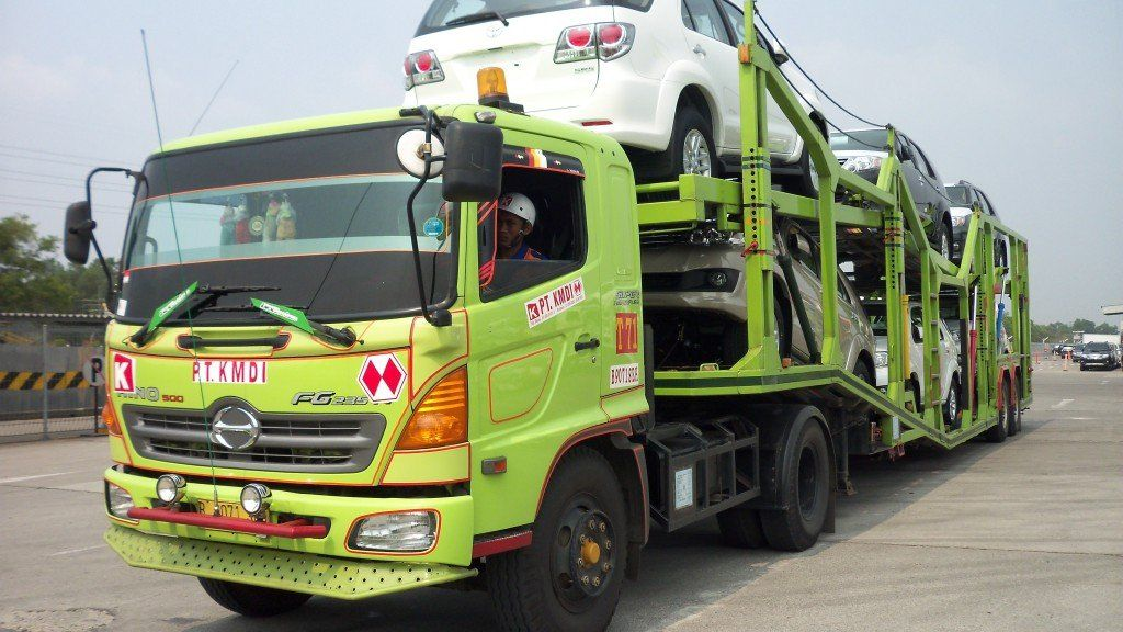 Car carrier companies increase freight rates to transport passenger cars - Automark