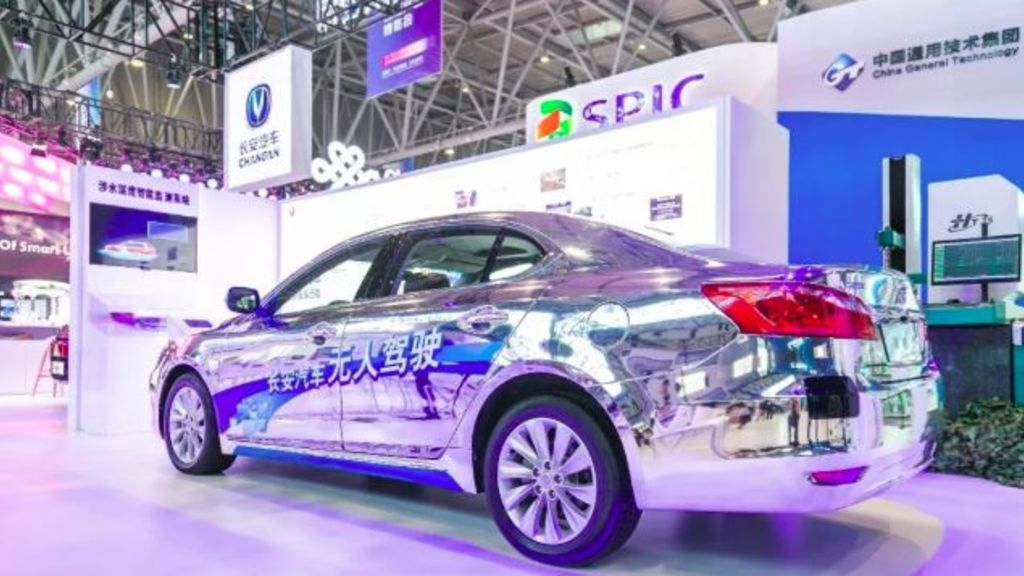 Changan will no longer produce non-networked vehicles by 2020 - Automark
