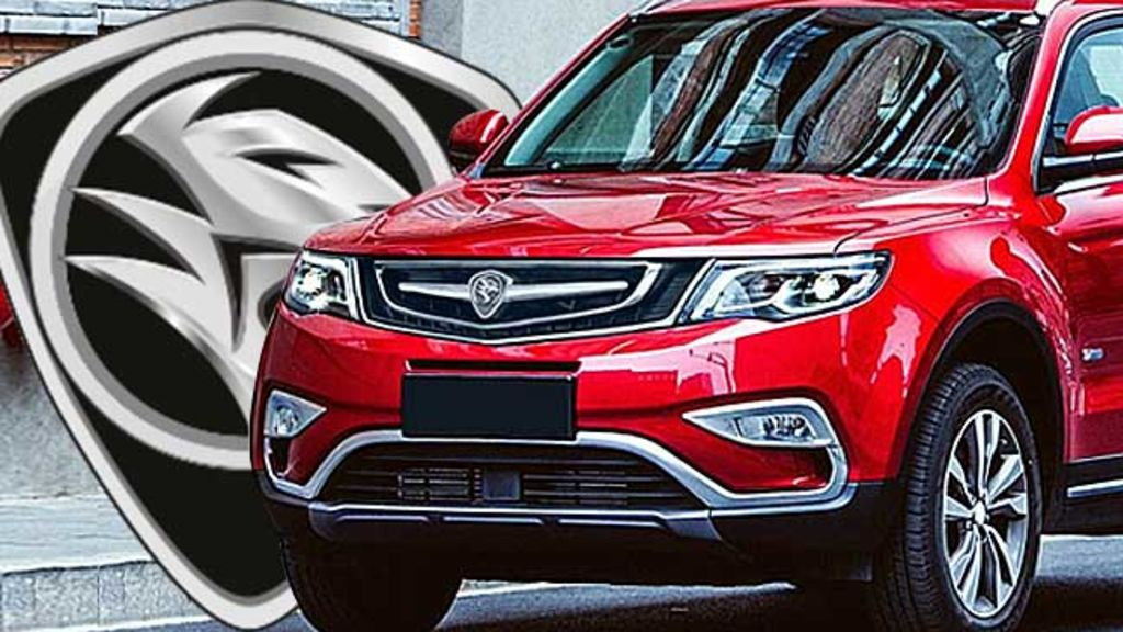 A game changer model for Proton–X70 - Automark