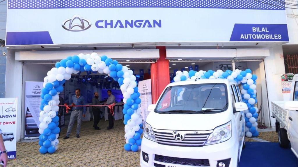 Master motors introduce Changan vehicles in Pakistan - Automark