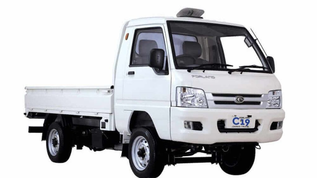 5 Best Cargo Pickups and Trucks in Pakistan | JW Forland is #1 - Automark