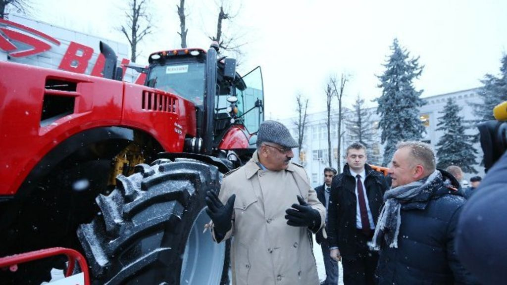 Belarus to increase machinery supplies to Pakistan - Automark