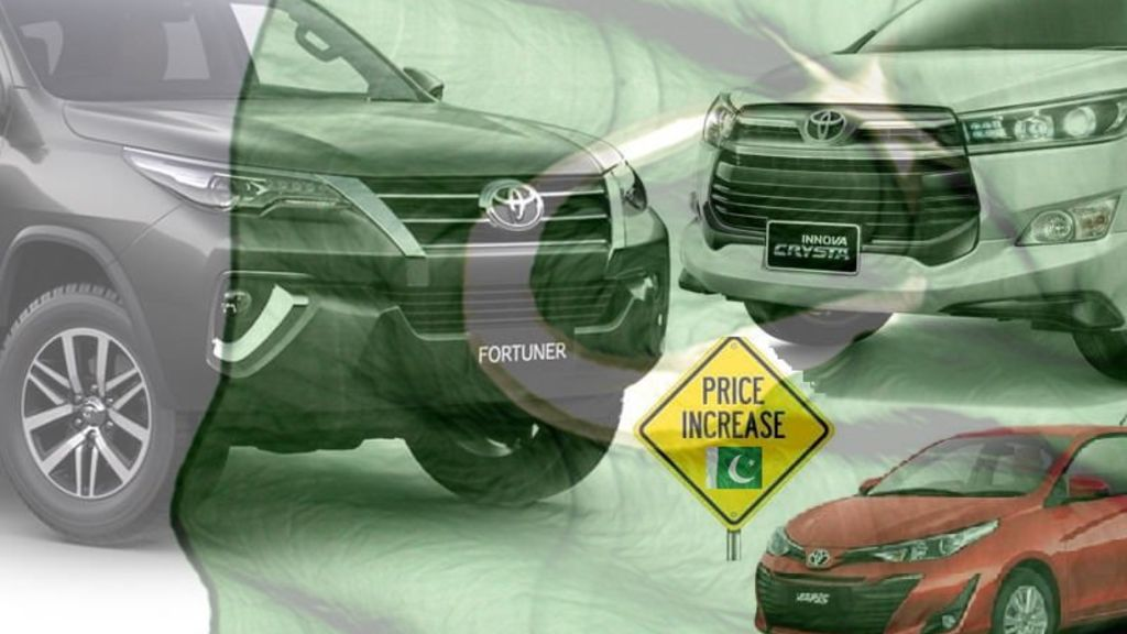 Indus Motor Company increases the car prices following rupee depreciation - Automark