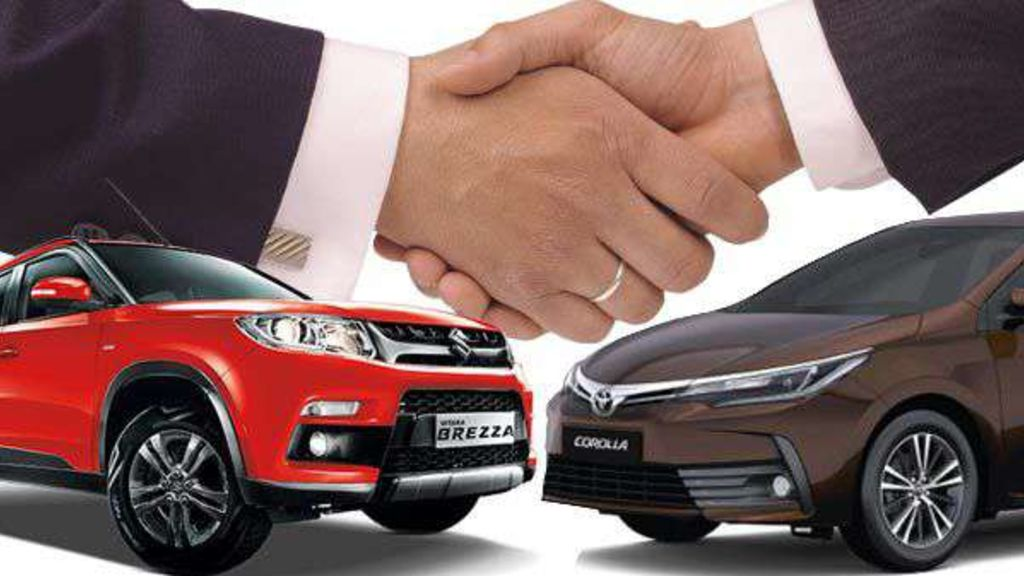 Toyota and Suzuki joins hands to build environment-friendly, fuel efficient vehicles - Automark